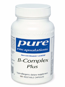 B Complex Plus - Pure Encapsulations