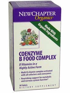 Co-Enzyme B Food Complex - New Chapter